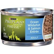 Purina Pro Plan Finesse Ocean Whitefish & Salmon Adult Cat Food