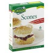 Greens+ Scones Mix