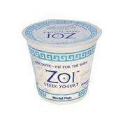 Zoi Greek Yogurt Greek Yogurt