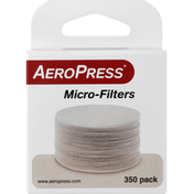 AeroPress Micro-Filters, 350 Pack