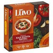 Luvo Power Bowl, Vegetarian, Kale Ricotta Ravioli