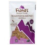 Fionas Natural Foods Granola, Toasted Almond