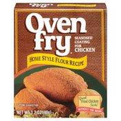 Kraft Home Style Flour Recipe Chicken Seasoned Coating Mix