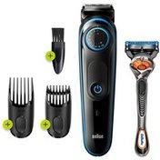 Braun Beard Trimmer BT5240, Beard Trimmer and Hair Clipper, 39 Length Settings