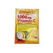 Emergen-C Coconut Pineapple
