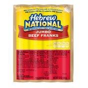 Hebrew National Jumbo Beef Franks