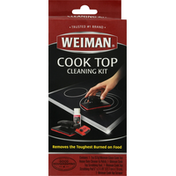 Weiman Cleaning Kit, Cook Top