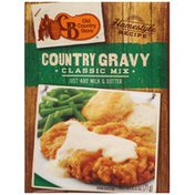 CB Old Country Store Homestyle Recipe Country Gravy Mix