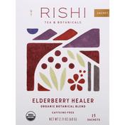 Rishi Tea Tea, Organic, Elderberry Healer