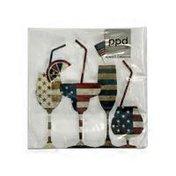 Paperproducts Design Drink Up America Beverage Napkin