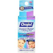 Orajel Day Time and Night Time Toothache Gel Mouth Treatments