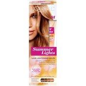 Summer Lights 01 Light Brown to Dark Blonde Hair Lightening Gelee