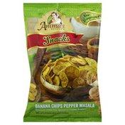Ammas Kitchen Banana Chips, Pepper Masala