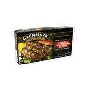 Glenmark Premier Premium Angus Beef Roasted Mushroom & Swiss Pub Style Burgers