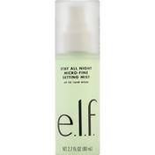 e.l.f. Makeup Setting Mist, Micro-Fine, Stay All Night