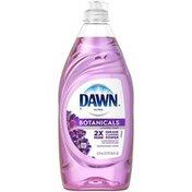 Dawn Ultra Botanicals Dishwashing Liquid Dish Soap, Lavender