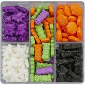 Wilton Great Value Neon Halloween Candy Decorating Kit, 2.61 oz.