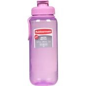 Rubbermaid Water Bottle, Chug Orchid, 32 Fluid Ounce
