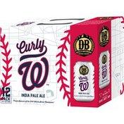 Devils Backbone Brewing Company Curly W Ipa Beer