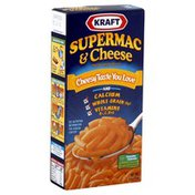 Kraft Supermac & Cheese