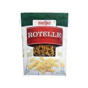 Meijer Enriched Macaroni Product, Rotelle