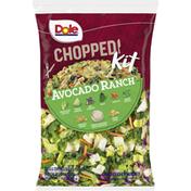 Dole Chopped Kit, Avocado Ranch