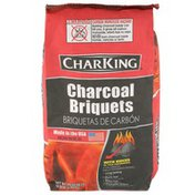 CharKing Charcoal Briquette Twin Pack