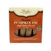 Marlo's Bakeshop Pumpkin Pie Soft Baked Biscotti