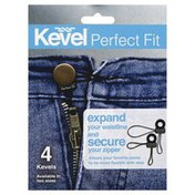 Kevel Perfect Fit, 4 Pack, Envelope