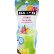 Daily's Frozen Cocktail Maui Wowie