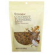 GreenWise Granola, Coconut Turmeric