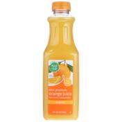 Food Club Original No Pulp 100% Premium Orange Juice