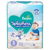 Pampers Swim Diapers Size S