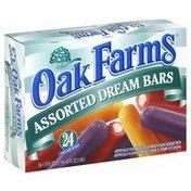 Oak Farms Dream Bars, Assorted