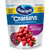 Ocean Spray Cranberries Pomegranate Juice Infused Dried