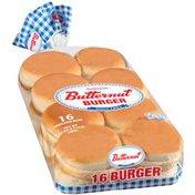 Butternut's Enriched Burger Buns