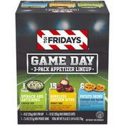 TGI Friday's Game Day 3-Pack Appetizer Lineup