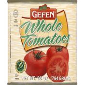 Gefen Tomatoes, Whole