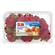 Dole Strawberries Fraises Organic