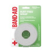 Band-Aid Brand Of First Aid Products Hurt-Free Wrap