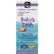 Nordic Naturals DHA, Baby's