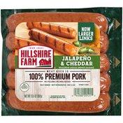 Hillshire Farm Jalapeno & Cheddar Smoked Sausage Links, 5 Count