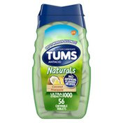 Tums Chewable Ultra Strength Antacid Tablets, Chewable Ultra Strength Antacid Tablets