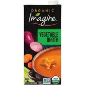 Imagine Organic Vegetable Broth