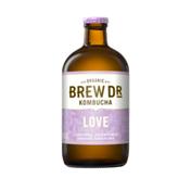 Brew Dr. Kombucha Love Organic Kombucha Drink