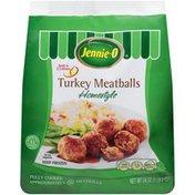 Jennie-O Homestyle Turkey Meatballs