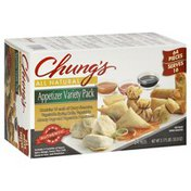 Chungs Appetizer Variety Pack