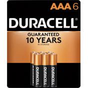 Duracell Batteries, Alkaline, AAA