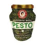 Cucina Di Carla Authentic Basil Pesto