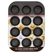 GoodCook Cupcake Pan, 12 Cup